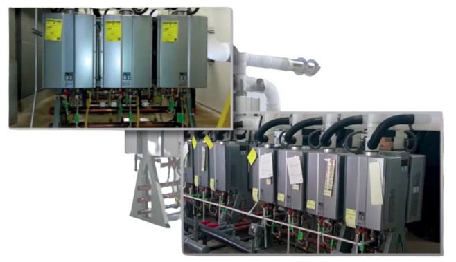 Commercial Tankless Water Heaters in Modesto, CA
