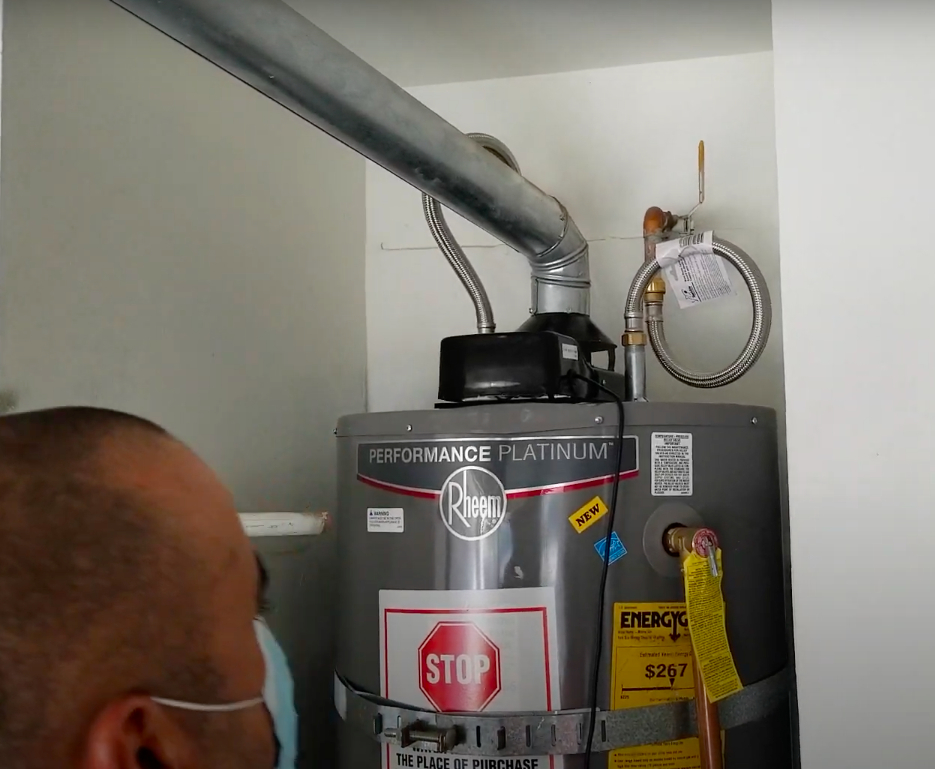 Gas Water Heater Replacement in Modesto
