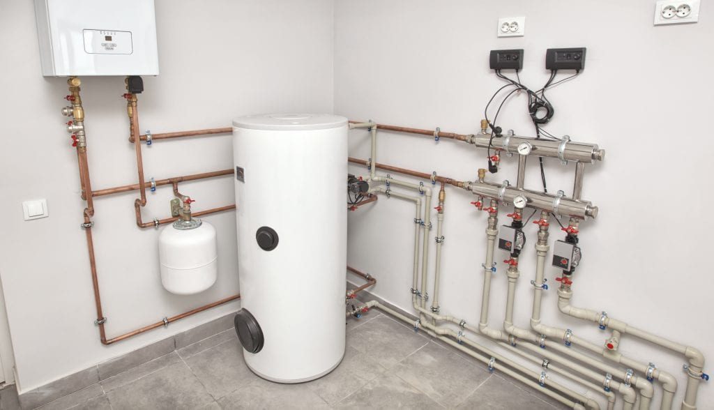 Gas tank and tankless water heaters in Modesto