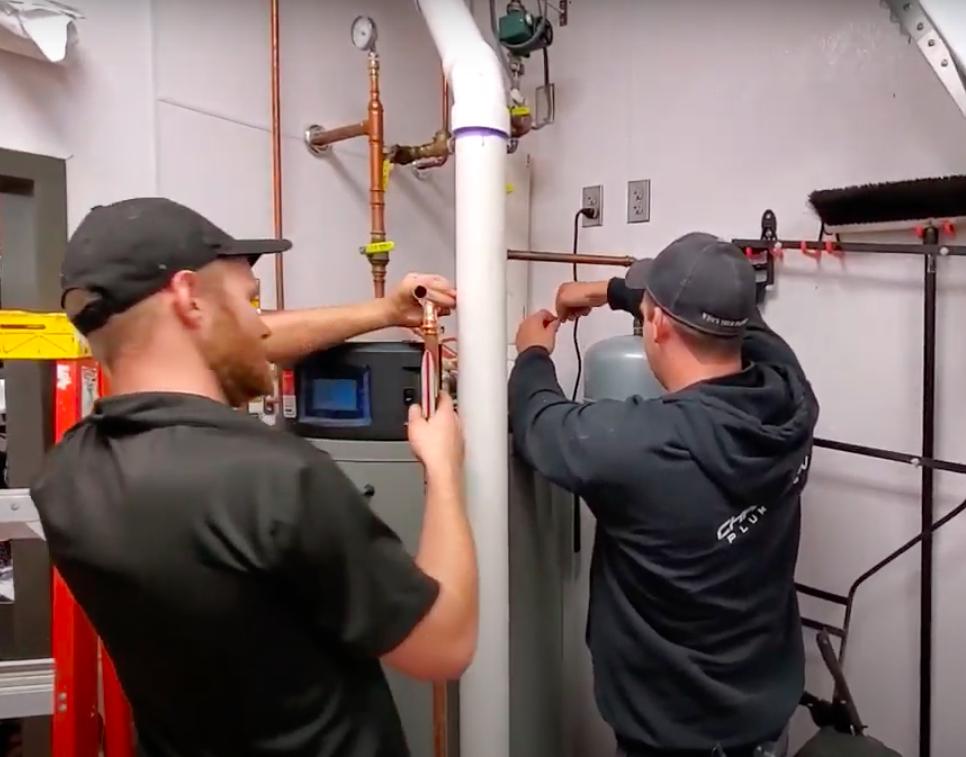Restaurant Water Heater Maintenance in Stockton