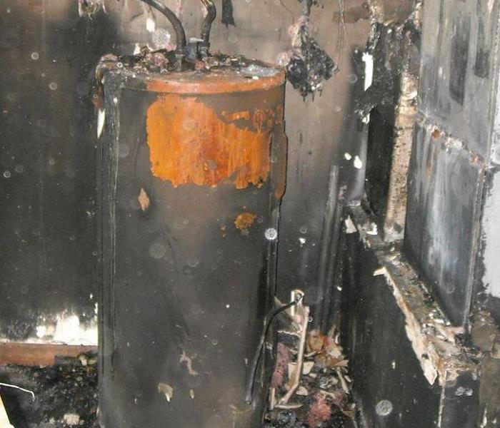 Water heater explosion risk